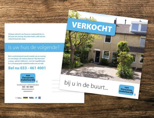 Verkocht leaflet